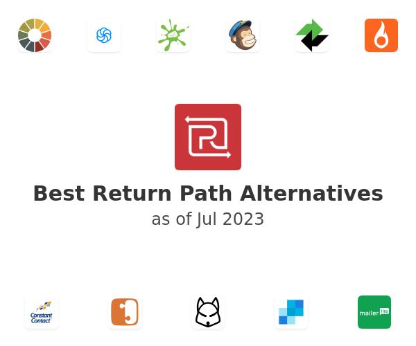 Best Return Path Alternatives