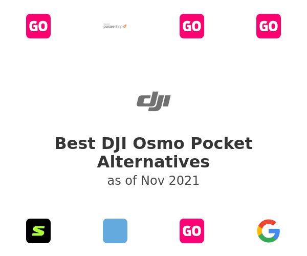 Best DJI Osmo Pocket Alternatives