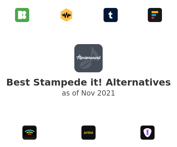 Best Stampede it! Alternatives