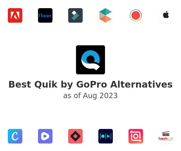 Best Quik by GoPro Alternatives