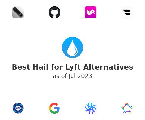 Best Hail for Lyft Alternatives