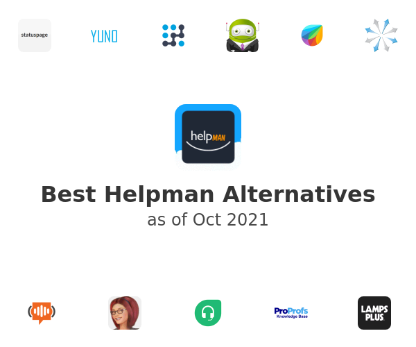 Best Helpman Alternatives