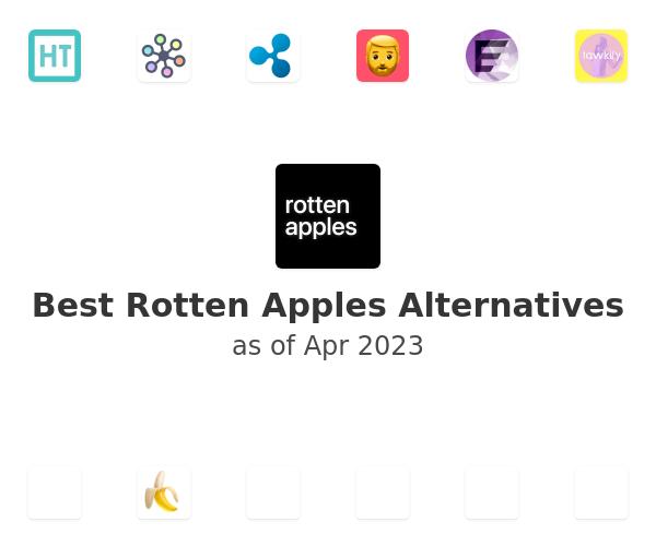 Best Rotten Apples Alternatives