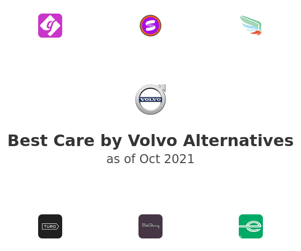 Best Care by Volvo Alternatives
