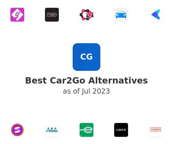 Best Car2Go Alternatives