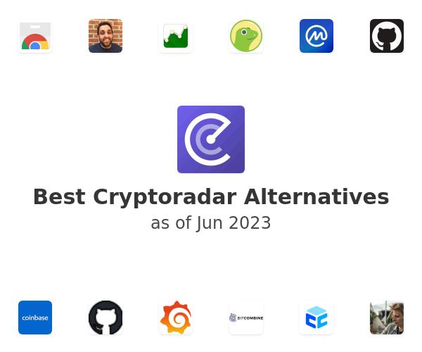 Best Cryptoradar Alternatives