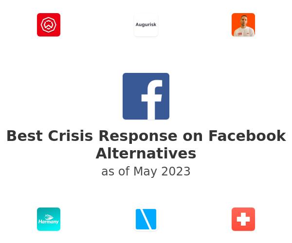 Best Crisis Response on Facebook Alternatives