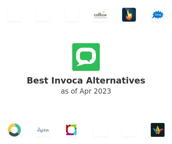 Best Invoca Alternatives