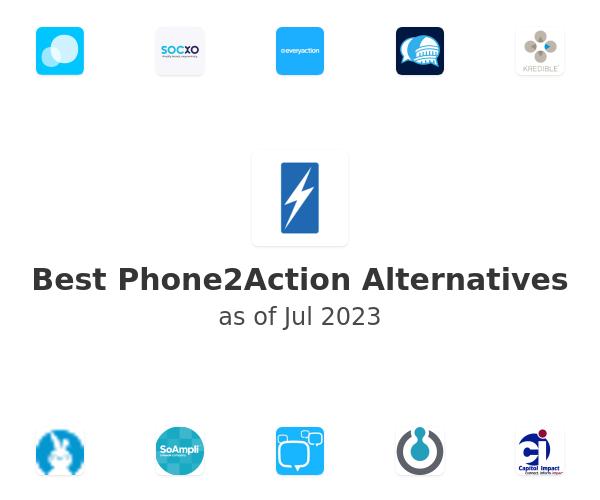 Best Phone2Action Alternatives