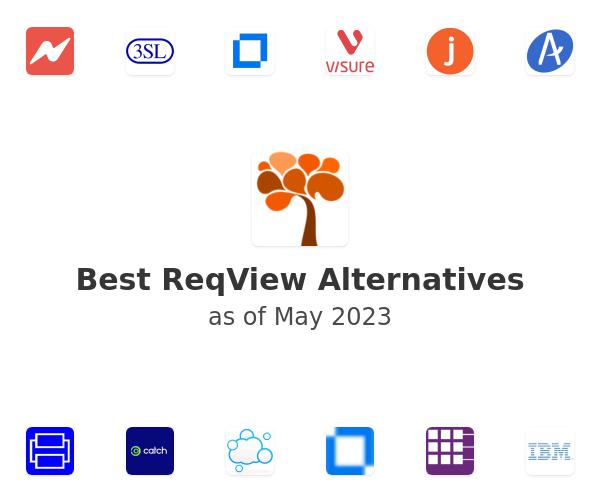 Best ReqView Alternatives