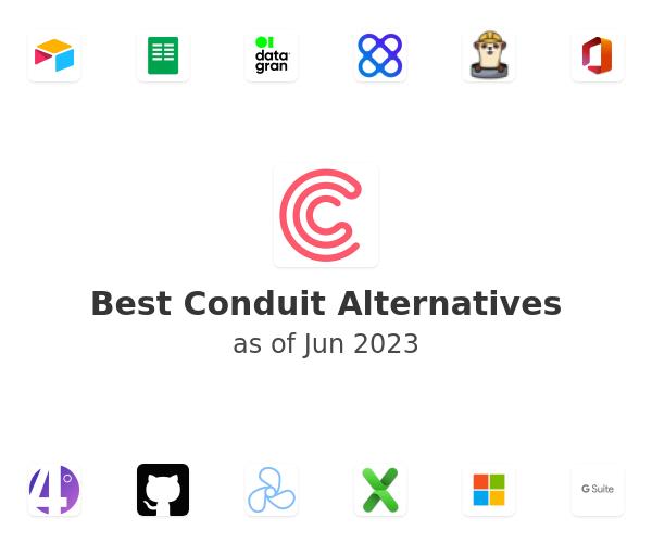 Best Conduit Alternatives