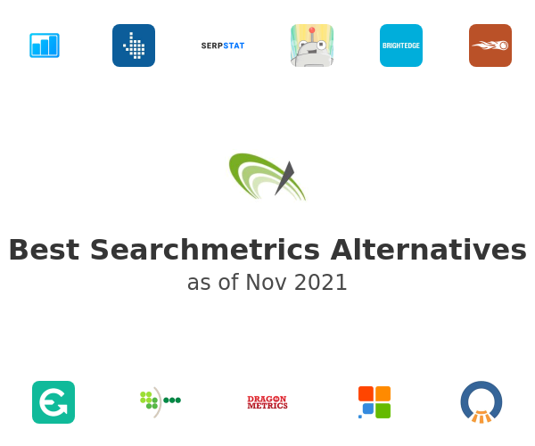 Best Searchmetrics Alternatives