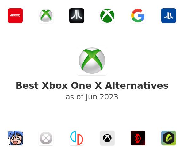 Best Xbox One X Alternatives