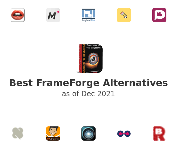 Best FrameForge Alternatives