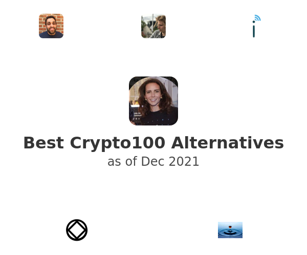 Best Crypto100 Alternatives