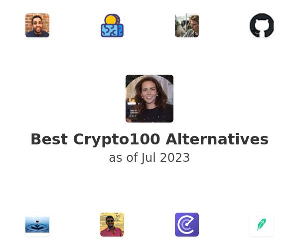 Best Crypto100 Alternatives