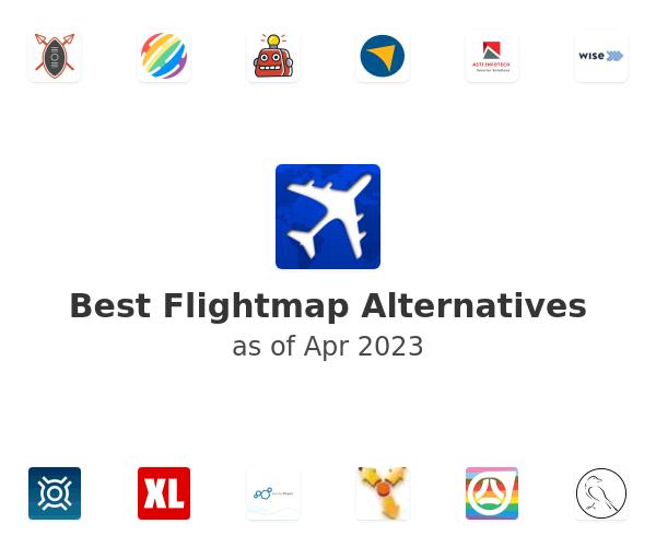 Best Flightmap Alternatives