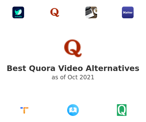 Best Quora Video Alternatives