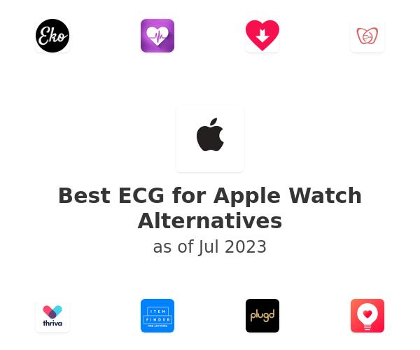 Best ECG for Apple Watch Alternatives