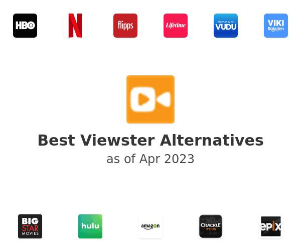Best Viewster Alternatives