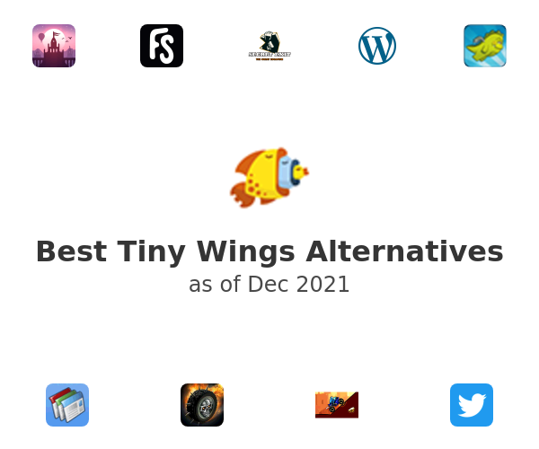 Best Tiny Wings Alternatives