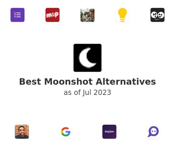 Best Moonshot Alternatives