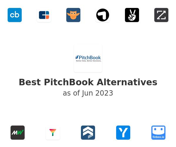 Best PitchBook Alternatives