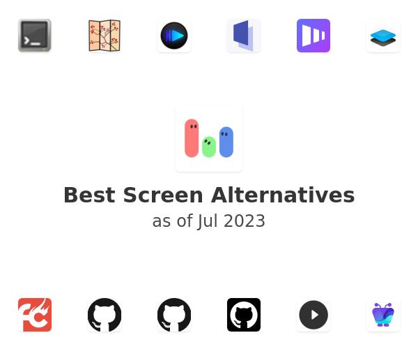 Best Screen Alternatives