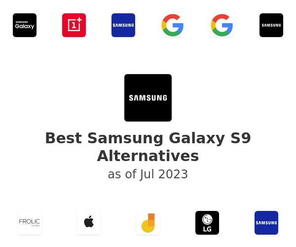 Best Samsung Galaxy S9 Alternatives