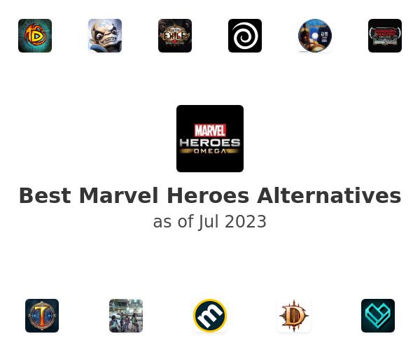Best Marvel Heroes Alternatives