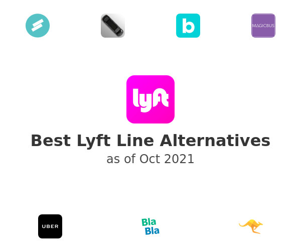 Best Lyft Line Alternatives