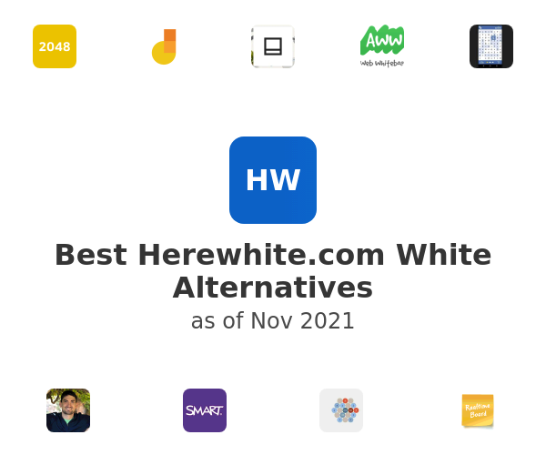 Best White Alternatives