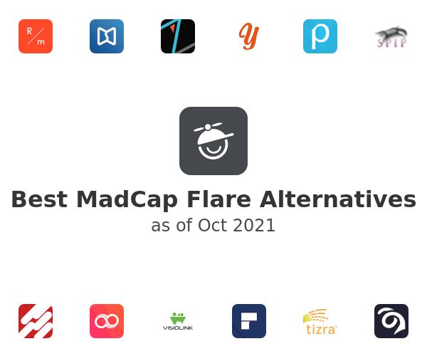 Best MadCap Flare Alternatives