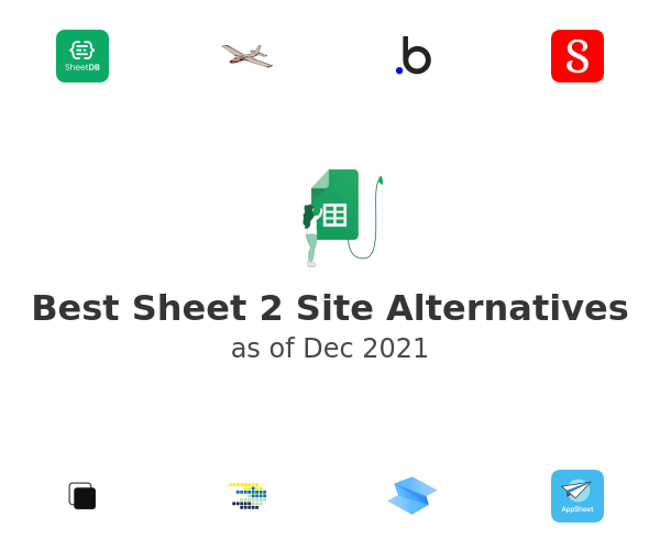 Best Sheet 2 Site Alternatives