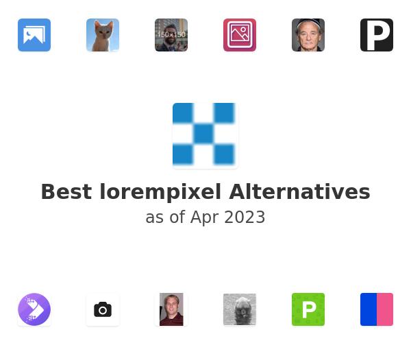 Best lorempixel Alternatives