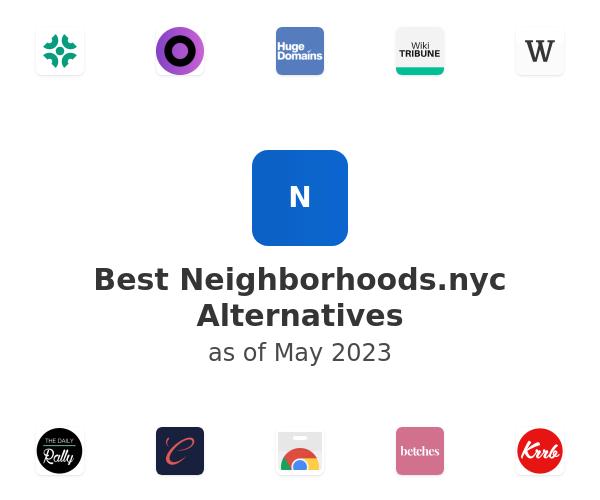 Best Neighborhoods.nyc Alternatives