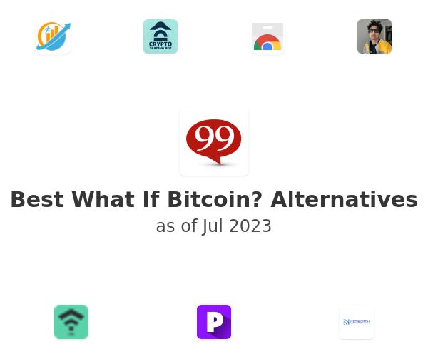 Best What If Bitcoin? Alternatives