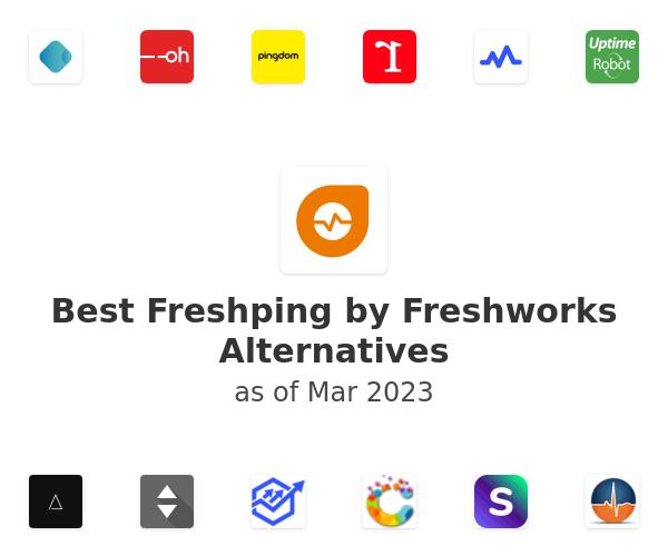 Best Freshping by Freshworks Alternatives