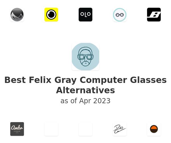 Best Felix Gray Computer Glasses Alternatives