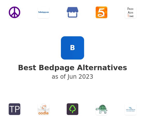 Best Bedpage Alternatives