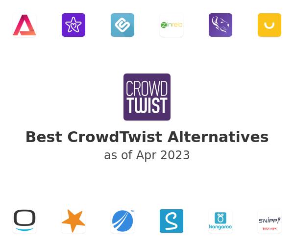 Best CrowdTwist Alternatives