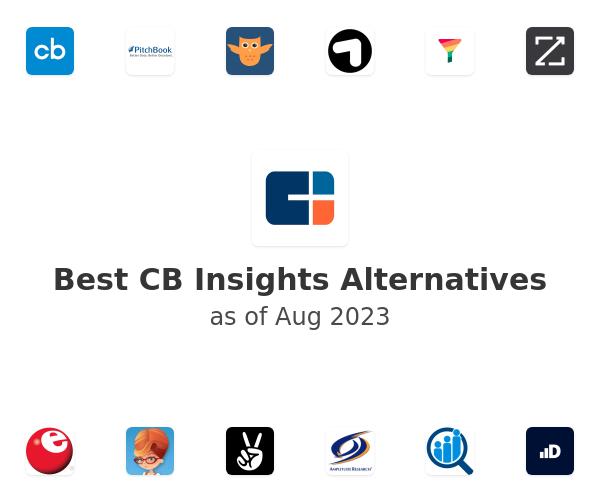 Best CB Insights Alternatives