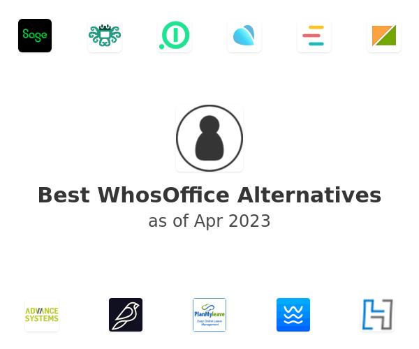 Best WhosOffice Alternatives