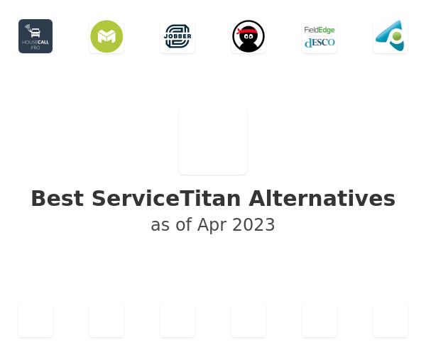 Best ServiceTitan Alternatives