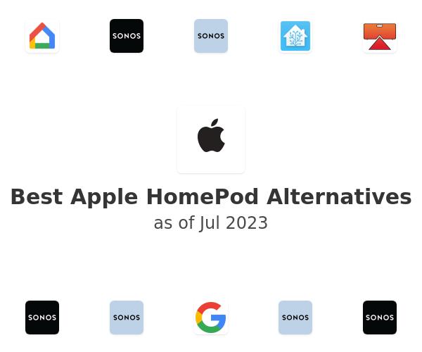 Best Apple HomePod Alternatives