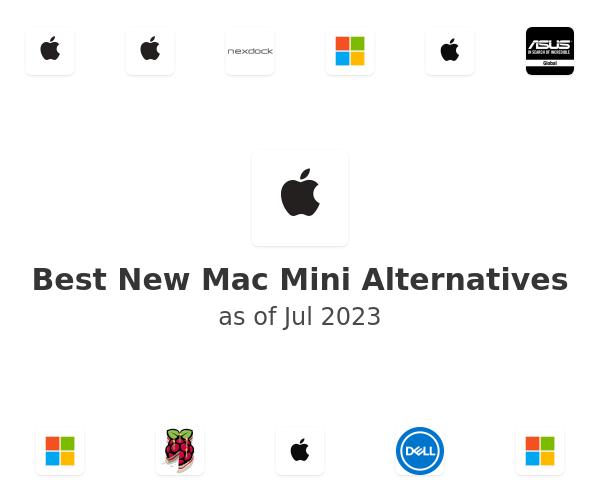 Best New Mac Mini Alternatives