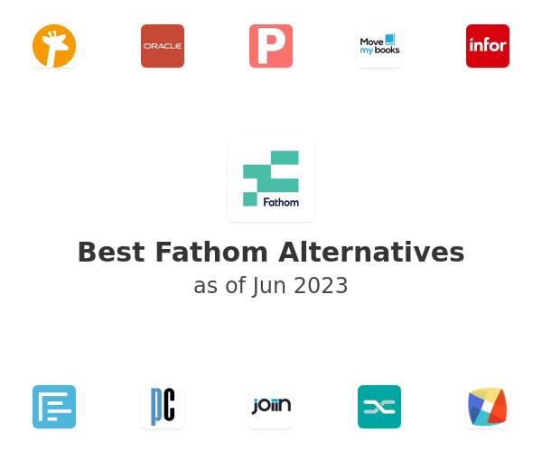 Best Fathom Alternatives