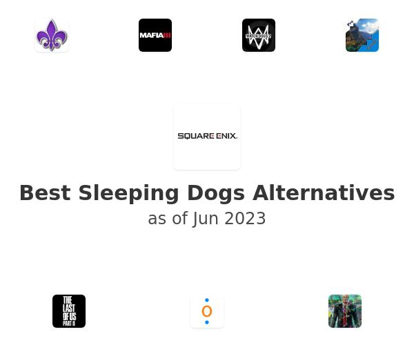 Best Sleeping Dogs Alternatives