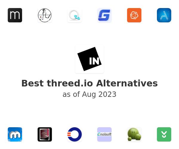 Best threed.io Alternatives