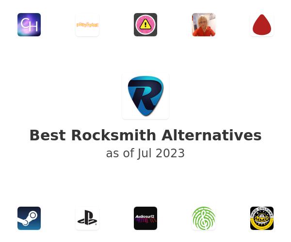 Best Rocksmith Alternatives